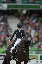 Kristina Sprehe and Desperados FRH Grand Prix Special WEG 2014 N