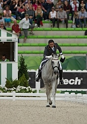 Jose Antonio Garcia Mena ESP and Norte Lovera PRE WEG 2014 N