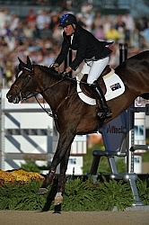 Chris Chugg and Vivant WEG 2010