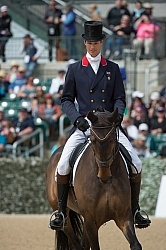 William Fox-Pitt and Bay My Hero Rolex 2015