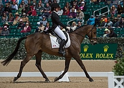 Rachel McDonough and Irish Rhythm Rolex 2015