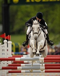 Becky Holder &ourageous Comet Equine Athlete