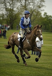 Equine Athlete Phillip Dutton and Woodburn