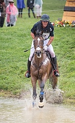 Kyle Carter and Madison Park,Rolex 2016