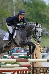 Mary King and Fernhill Urco Rolex 2011