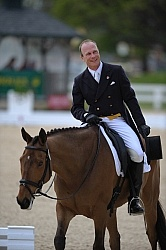 Peter Barry and Kilrodan Abbott Rolex 2011