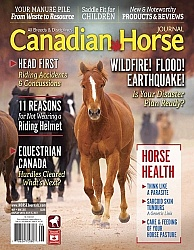Canadian Horse Journal May June 2017