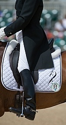 Kevin Keane and Fernhill Flutter Rolex 2014 Riding Boots