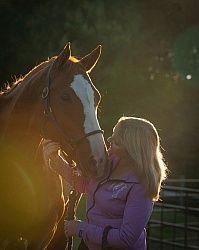 Horse and Human Bond