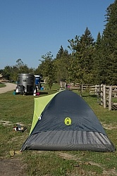 Basic Camping at Horse Country Campground