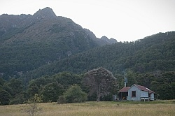 Boundary Hut, Wild Womens Expeditions with Adventure Horse Trekking New Zealand
