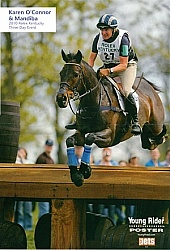2010 Young Rider Eventing Poster