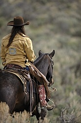 Cowgirls at Sombrero Ranch