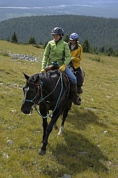 Wild Deuces Womens Retreat Trail Riding