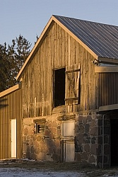 Small Private Barn