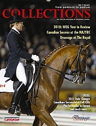 2010 Dressage Canada Collections
