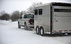 Winter Trailering