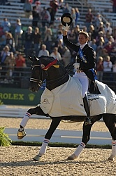 Alltech WEG Dressage Edward Gal and Totilas