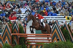 Selena O'Hanlon and Columbo WEG 2010