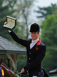 William Fox-Pitt wins Rolex 2012