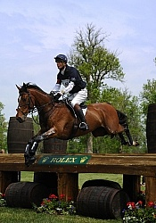 William Fox-Pitt and Parklane Hawk Rolex 2012