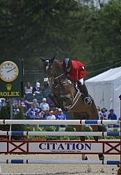 Phillip Dutton and Mighty Nice Rolex 2012