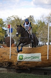 Karen O'Connor and Mandiba WEG 2010
