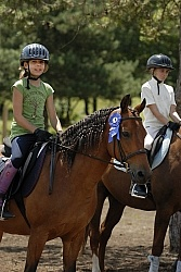 Schooling Show at Kids Camp