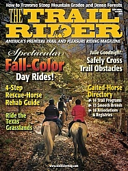 The Trail Rider October 2013