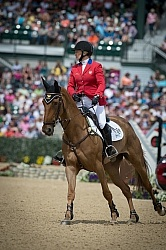 Marilyn Little and RF Demeter Rolex 2014