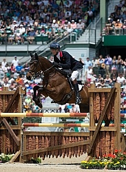 William Fox-Pitt ans Seacookie TSF Rolex 2014