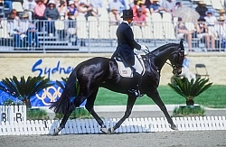 David O'Connor and Custom Made Sydney Olympics 2000