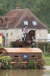 Hawley Bennett-Awad CAN and Gin & Juice WEG 2014 Normandy, Fra