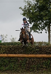 Zara Phillips and High Kingdom WEG 2014 Normandy, France