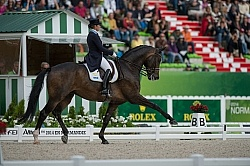 Tinne Vilhelmson Silfven and Don Auriello Team Grand Prix WEG 20