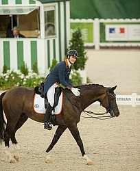Diederik van Silfhout and Arlando NH N.O.P. Team Grand Prix WEG