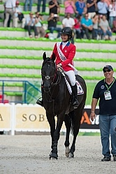 Beezie Madden and Cortes  C  WEG 2014 Normandy