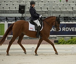 Lauren Barwick and Off to Paris WEG 2014 Normandy, France
