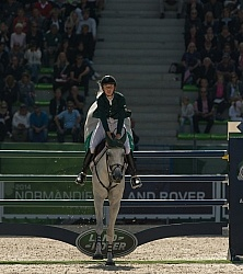 Bertram Allen and Molly Malone V WEG 2014 Normandy