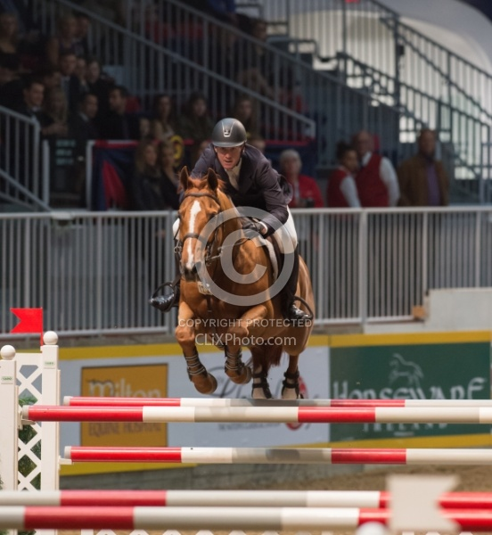 Mclean Ward and Rothchild,RAWF 2014,Hickstead FEI World Cup