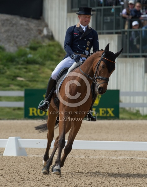 Michael Jung and La Biosthetique Rolex 2015