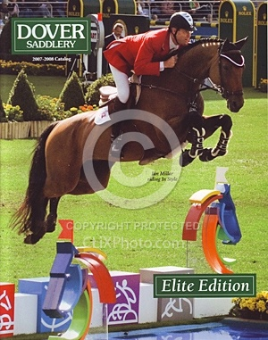 Dover Saddlery Catalogue Cover