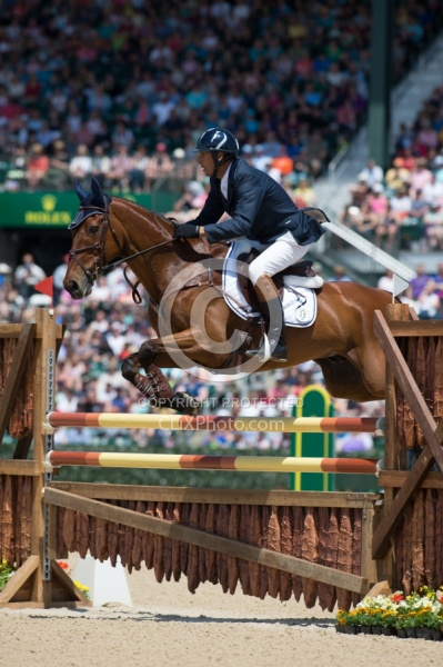 Kevin Keane and Fernhill Flutter Rolex 2014