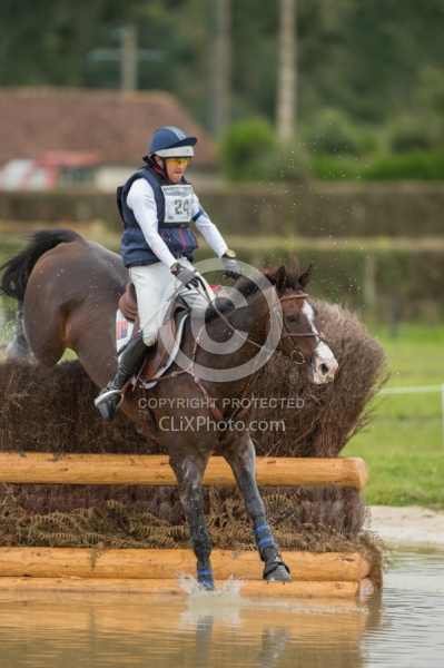 Phillip Dutton and Trading Aces WEG 2014 Normandy, France